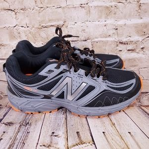 New Balance Techride Black Trail Running Sneakers